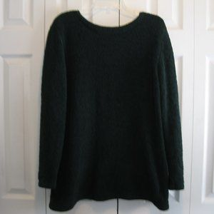 Russ Pullover Sweater Green Size L